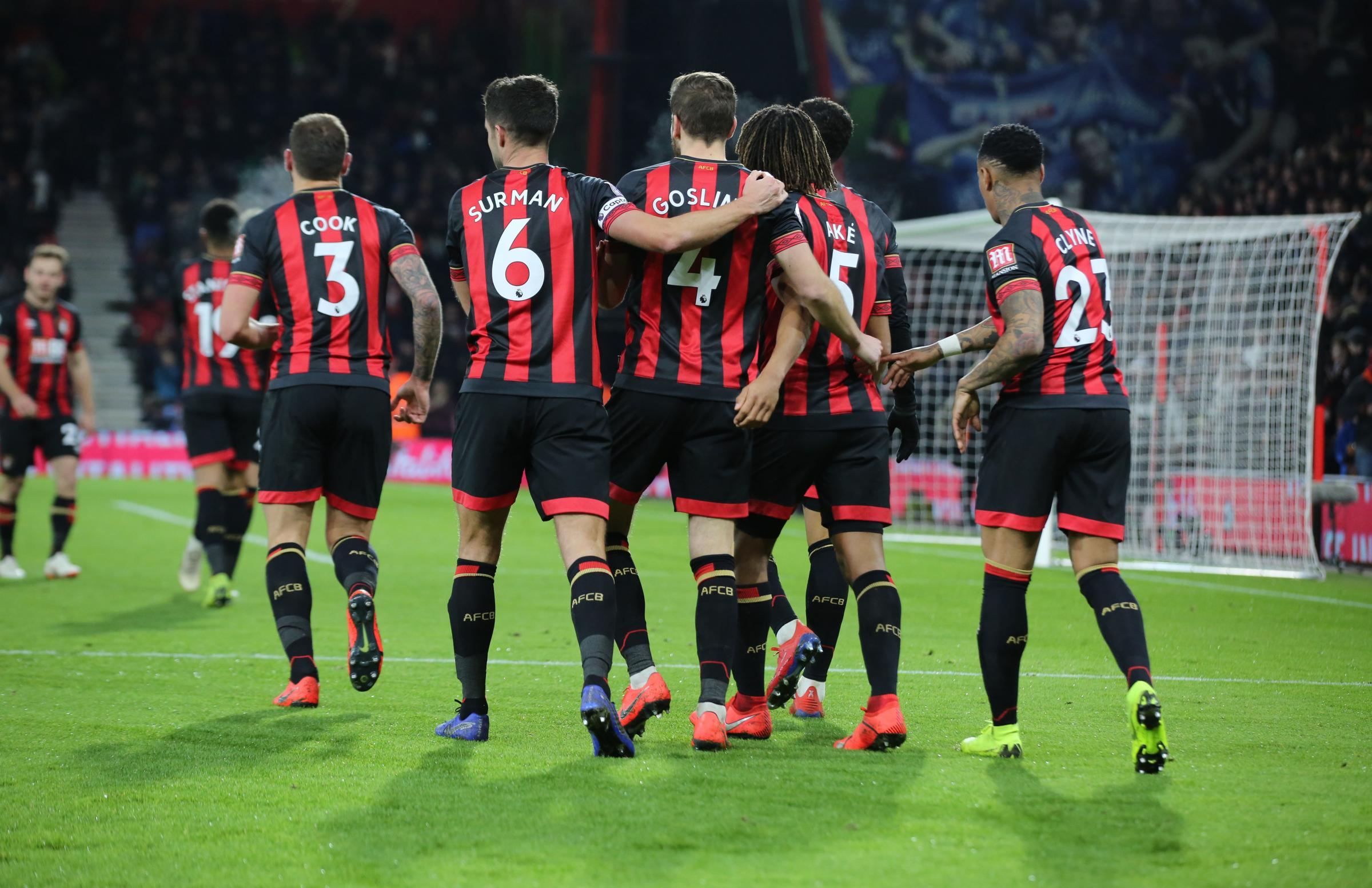 15 moments from AFC Bournemouth v Chelsea