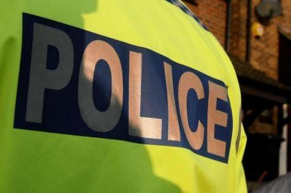 Car and motorbike involved in crash in Poole