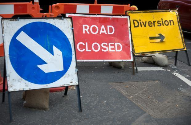 DELAYS: Roadworks are scheduled for the comming months