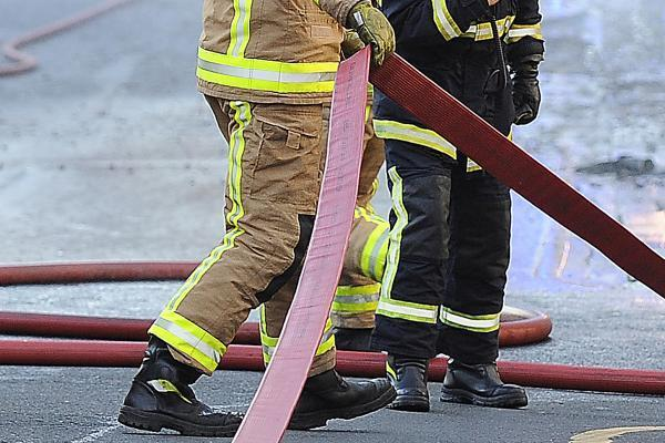 Disposable BBQ causes small heath fire at Christchurch beauty spot