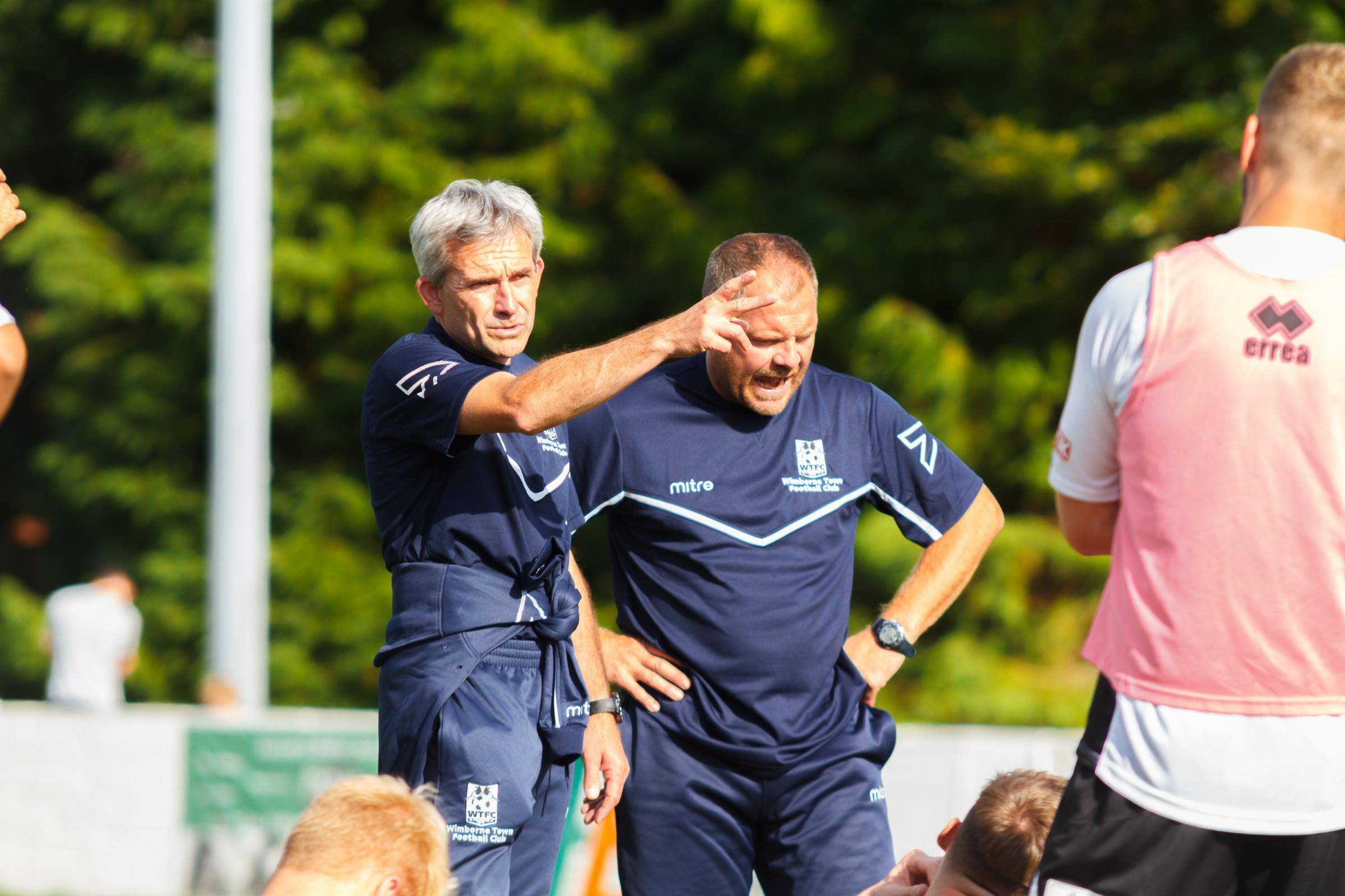 'He looks the real deal' – Wimborne boss Holmes praises Cherries keeper Cameron Plain