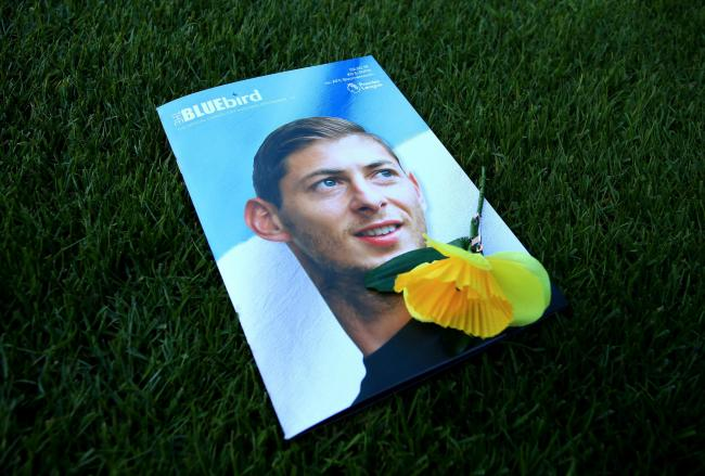 Emiliano Sala's body was brought to Dorset after the plane crash