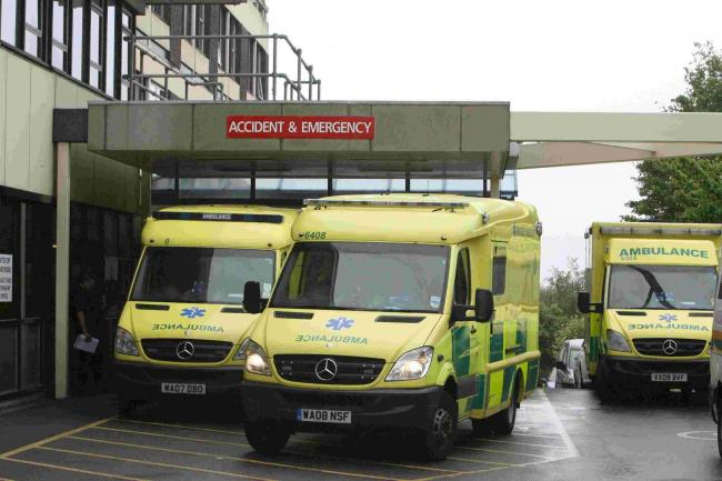 Poole A&E is earmarked for closure