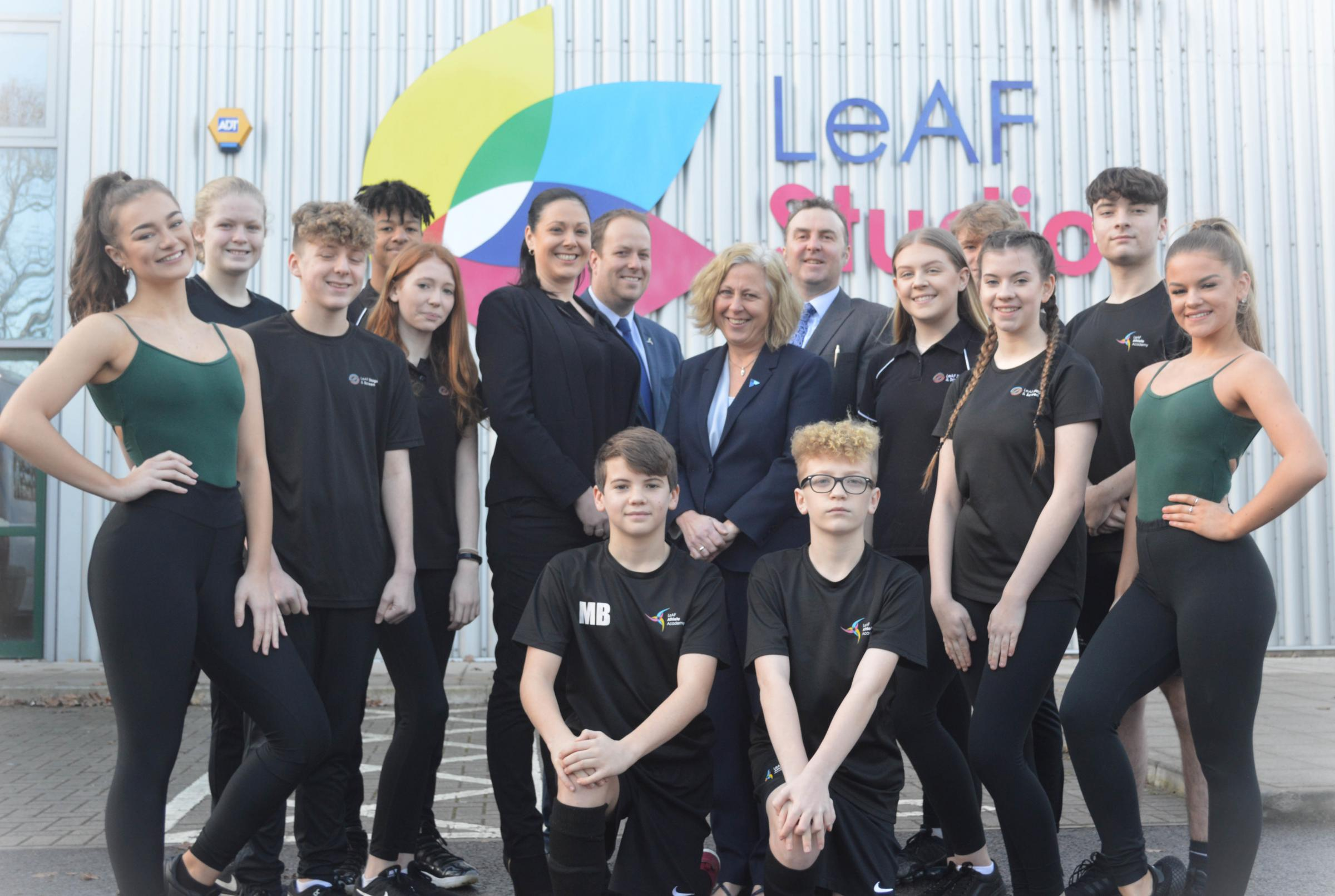 LeAF Studio School has been graded as Good by Ofsted