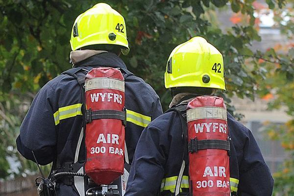 Large fire at business park near Shaftesbury tackled by crews overnight