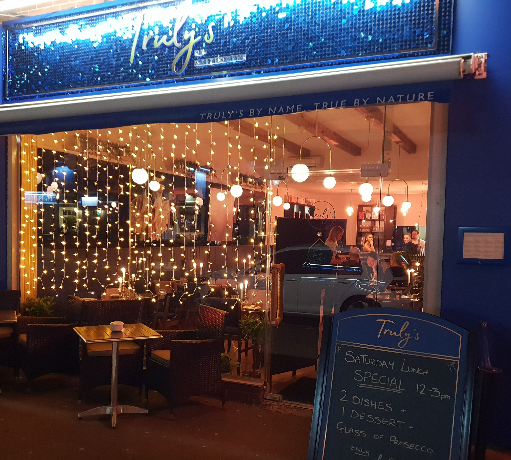 RESTAURANT PROFILE: Truly's of Westbourne