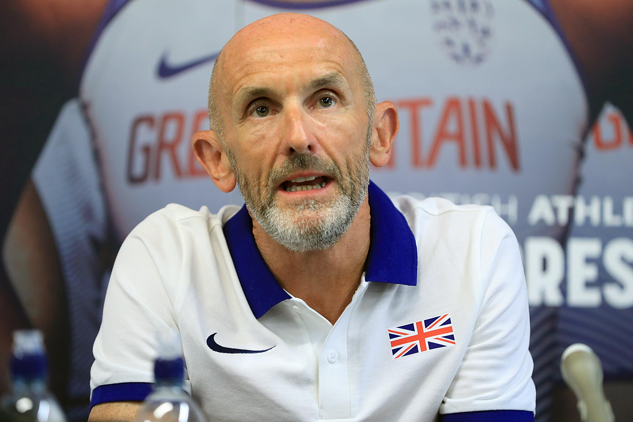 British Athletics performance director Neil Black has defended the selection policy for the European Indoor Championships
