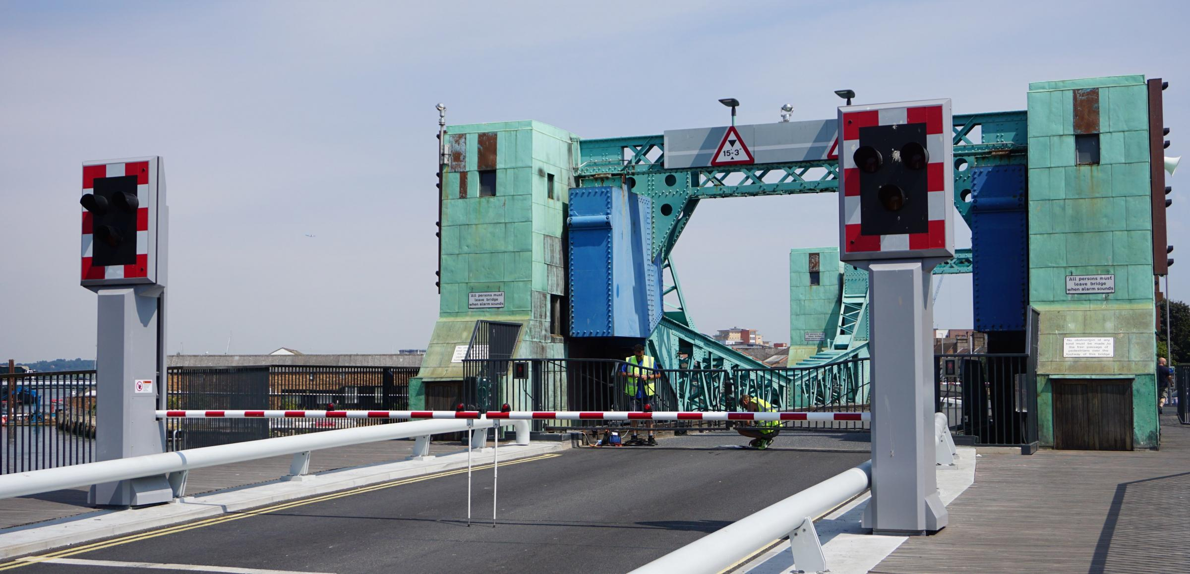 Work on Poole Bridge is still unfinished, says Colin Moyes