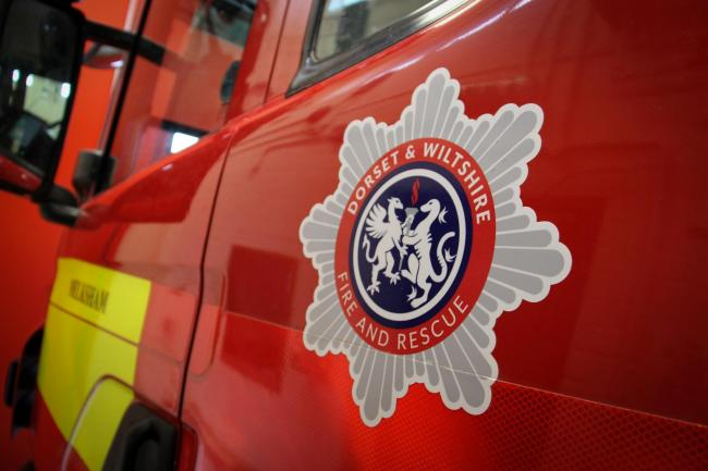 SAVING LIVES: Dorset fire crews insist that a spring clean can help prevent disaster in case of a fire.