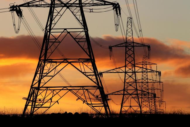 File photo dated 24/11/10 of electricity pylons. An independent review into the cost of energy has been launched by the Government amid concerns about rising bills. PRESS ASSOCIATION Photo. Issue date: Sunday August 6, 2017. The study will look at how the