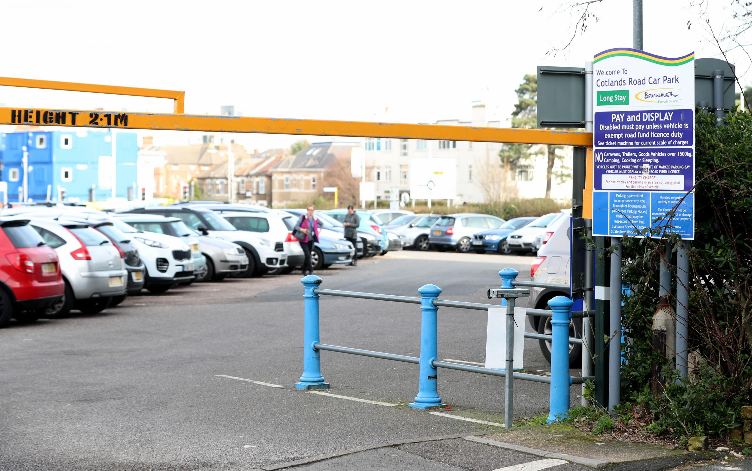Flats plan for the Cotlands Road car park in Bournemouth