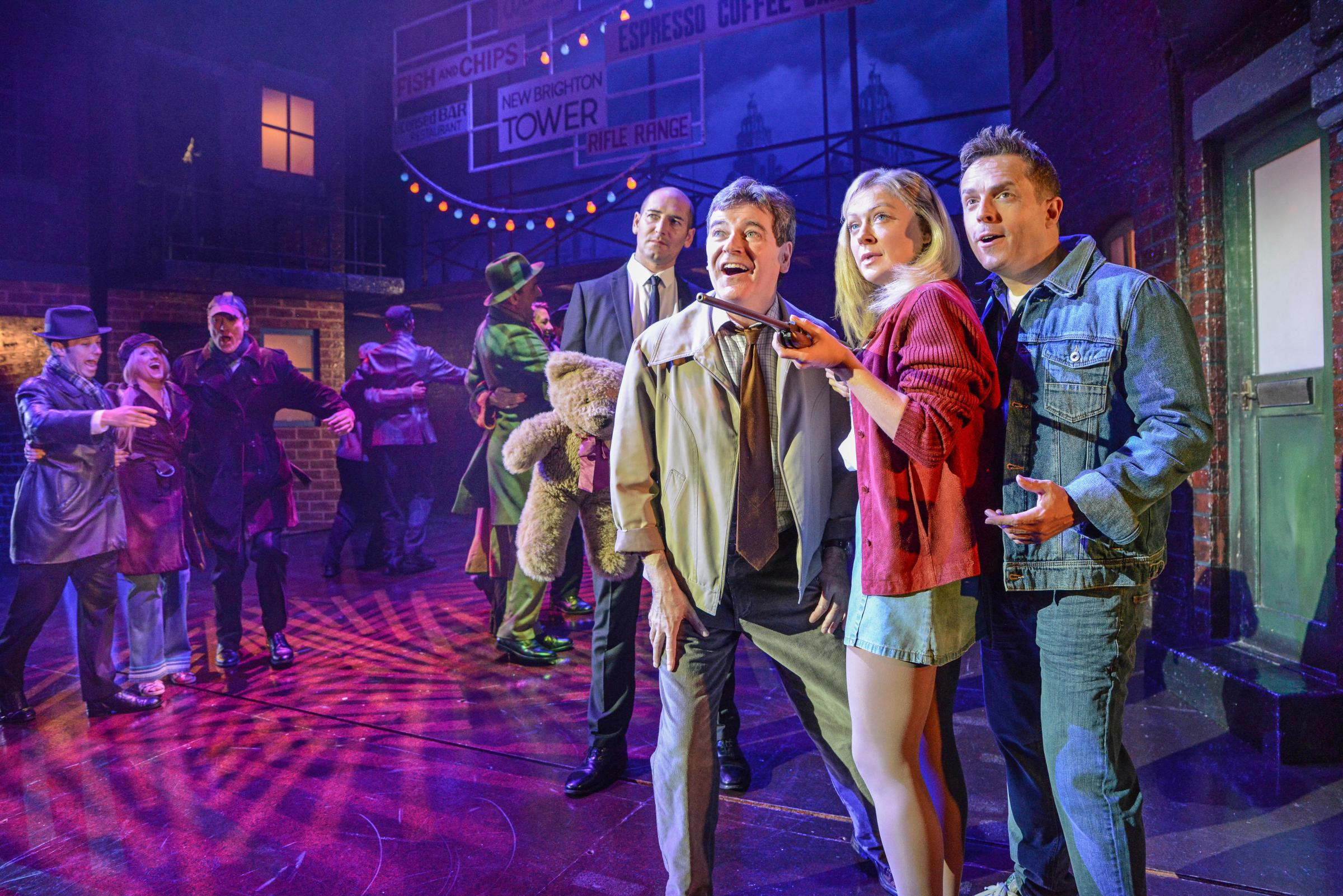 Blood Brothers is returning to Leeds Grand. Picture by Robert Day