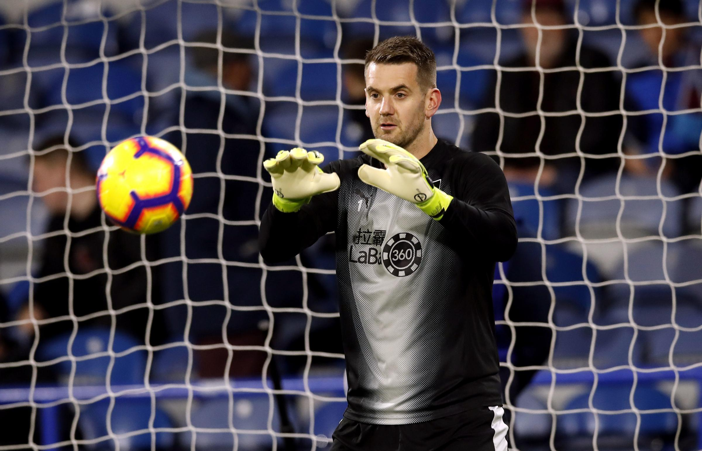 AFC Bournemouth 'could make a move' for Burnley goalkeeper Tom Heaton, according to report