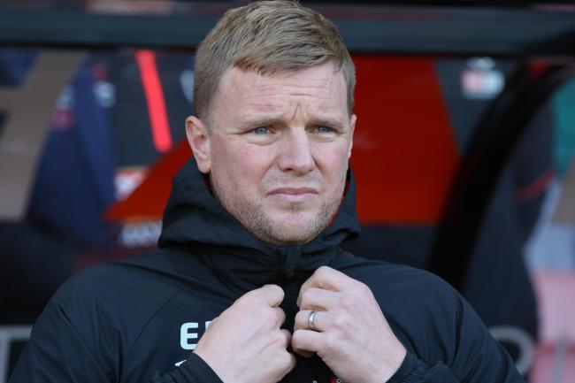 REVIEW: Eddie Howe said AFC Bournemouth will explore all areas in an attempt to find out reasons for the number of injuries sustained this season