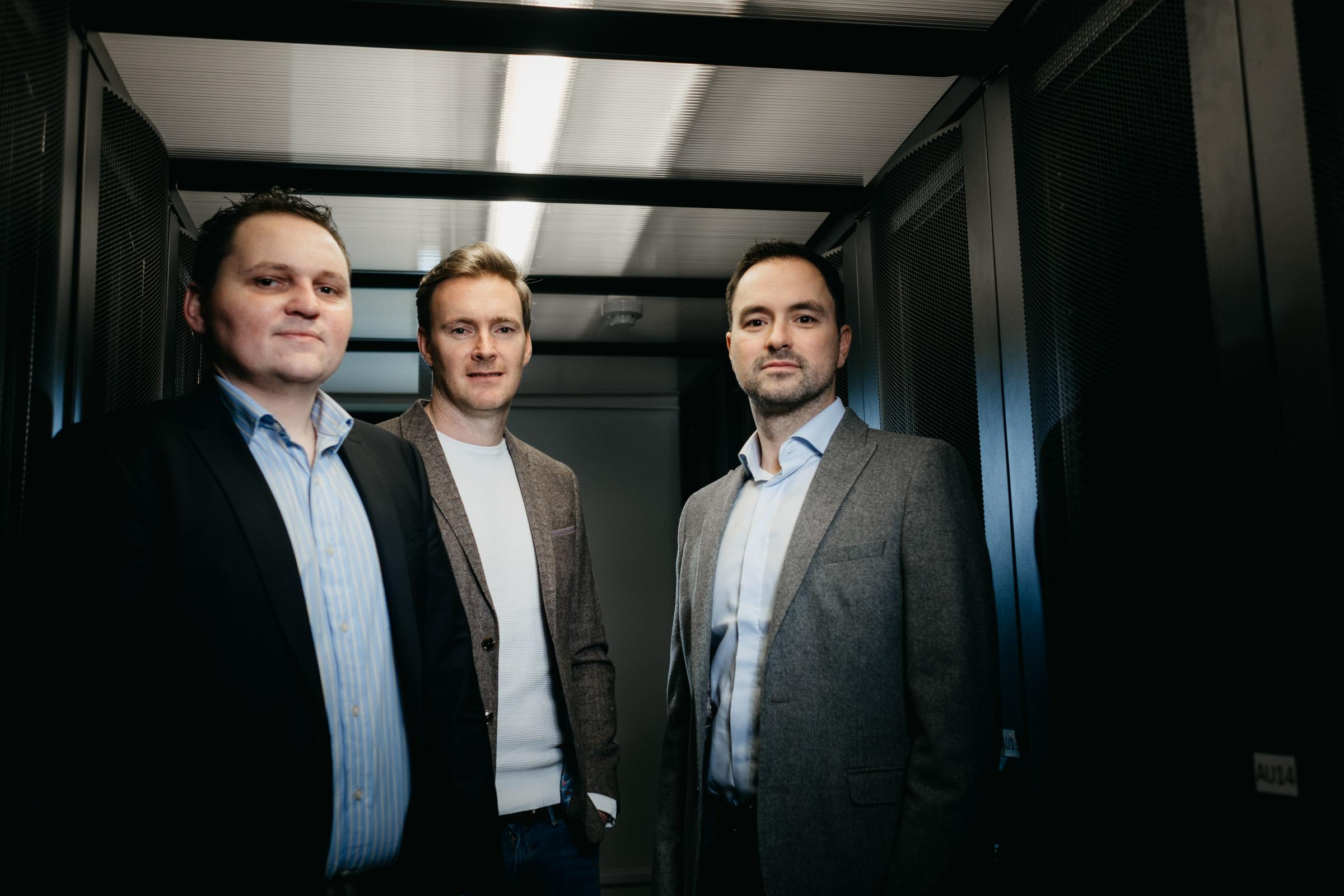 The founders of Cudo Ventures, among Dorset's new tech firms