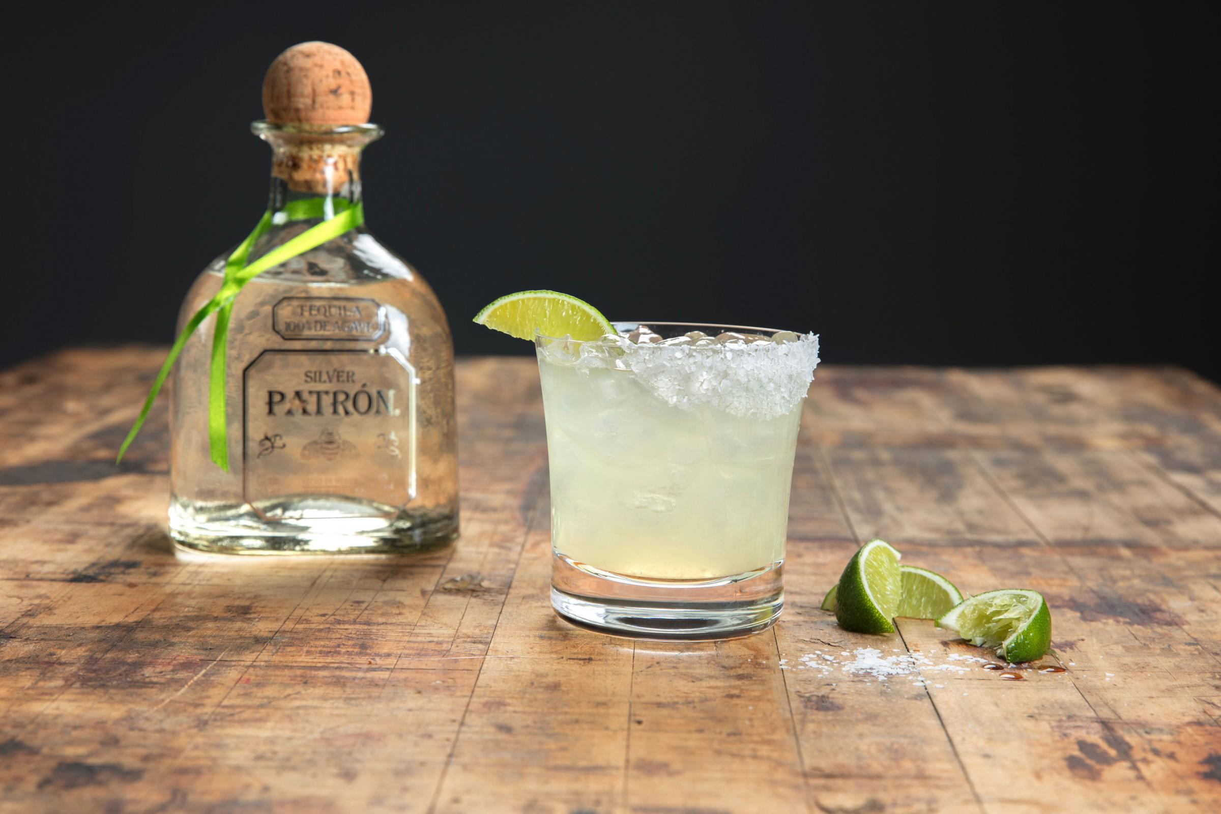 A Classic Margarita. Picture: PA Photo/Patron Tequila.