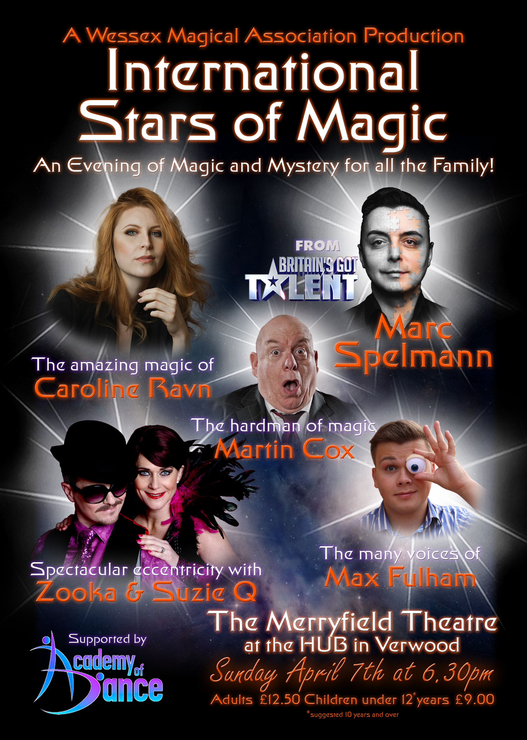 International Stars Of Magic