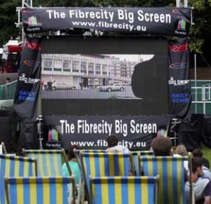 Outdoor Movies in Bournemouth, United Kingdom
