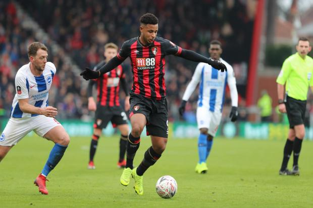 ON THE MOVE: Cherries have agreed a fee with Sheffield United for Lys Mousset