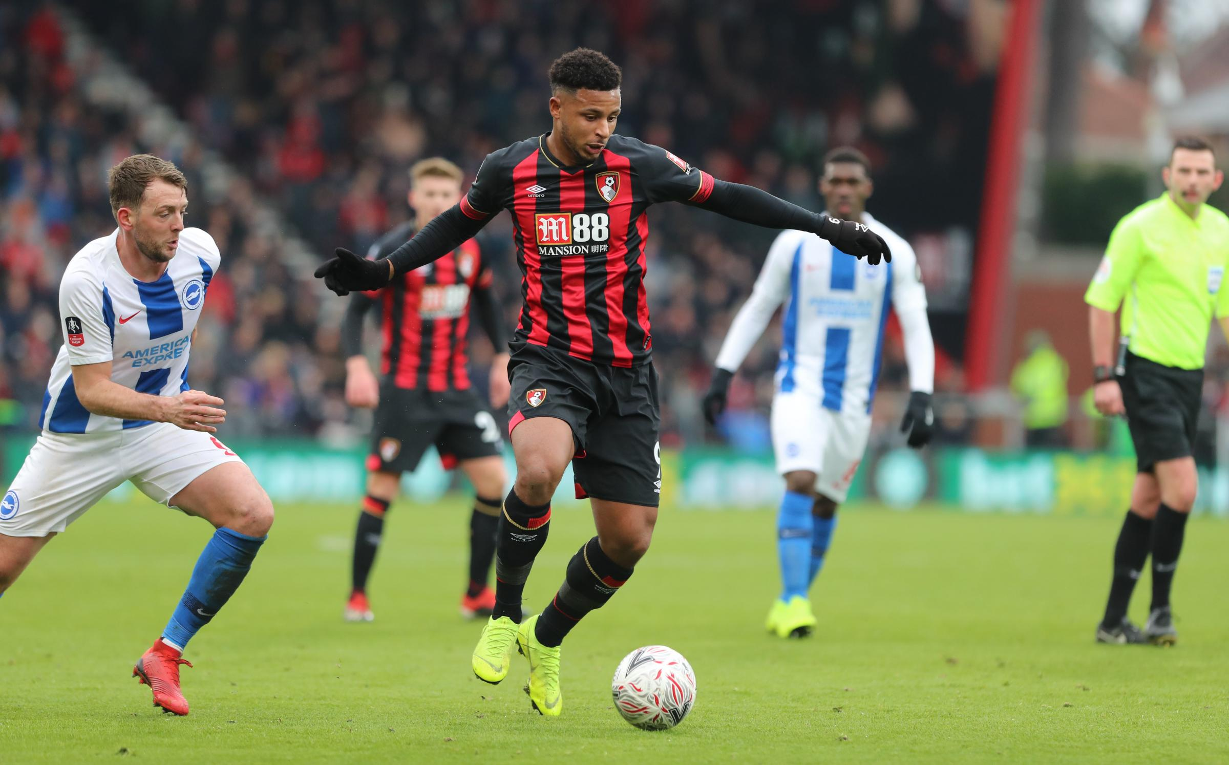 AFC Bournemouth agree a fee with Sheffield United for Lys Mousset