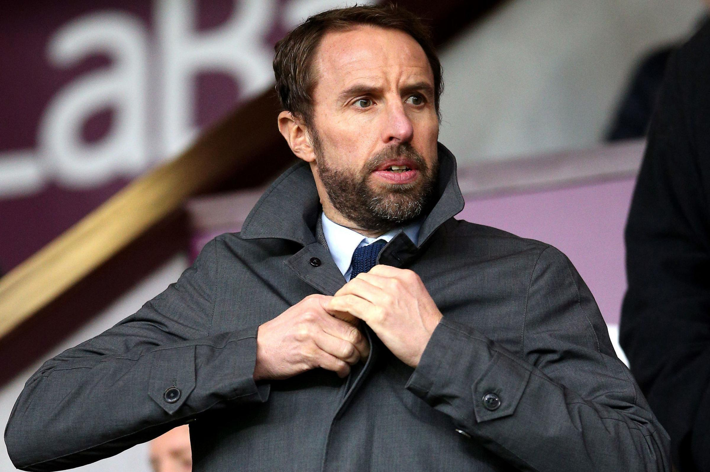 Southgate hoping to run rule over Wilson