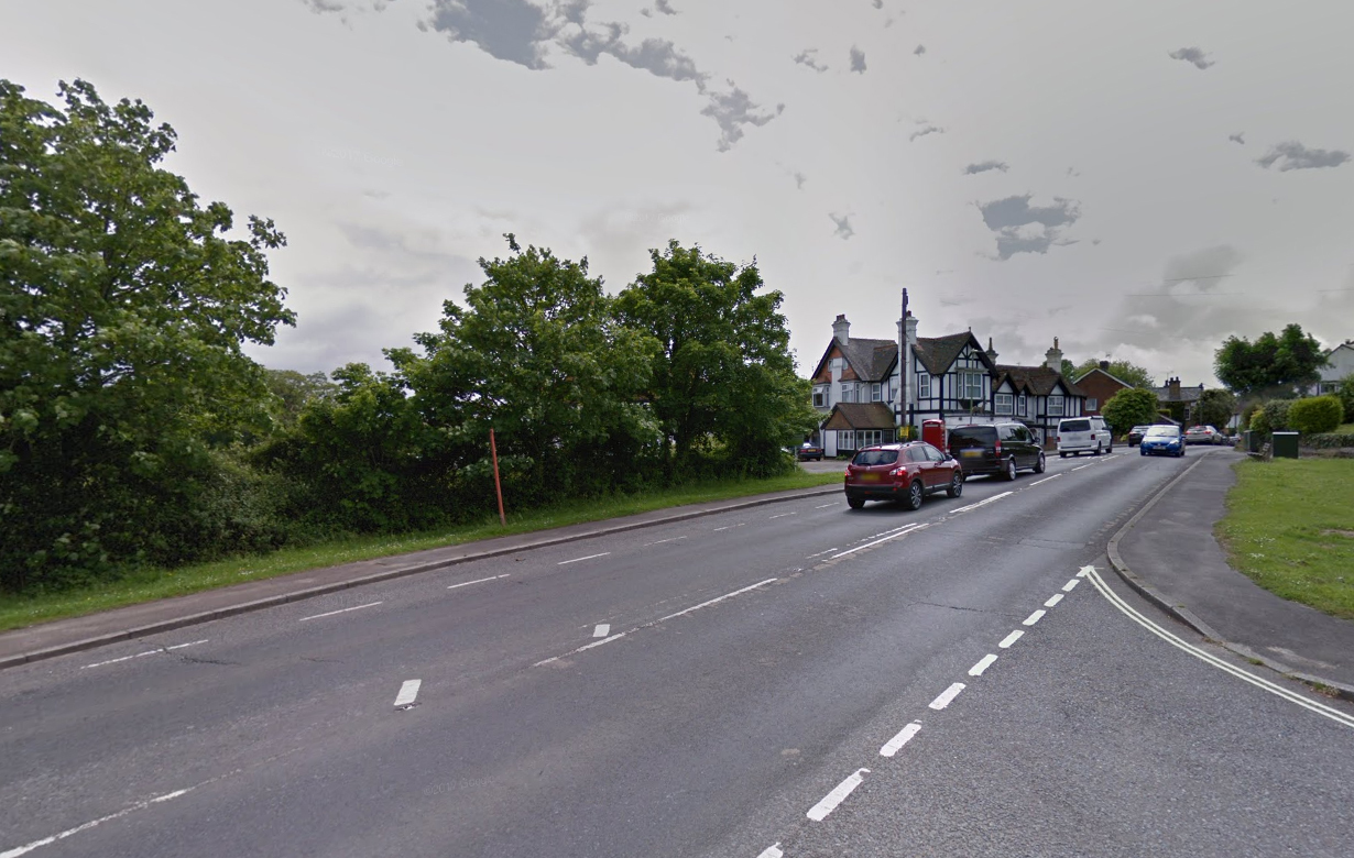 The A337 in Lyndhurst (pic: Google Maps)
