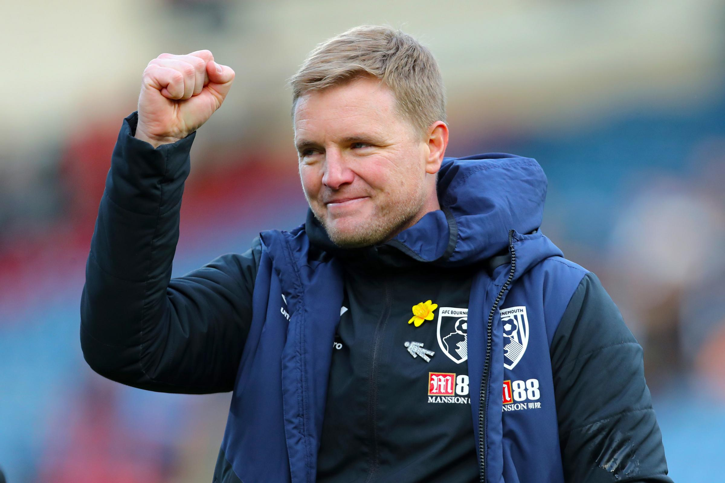 Cherries boss Howe pleased to give travelling supporters a reward