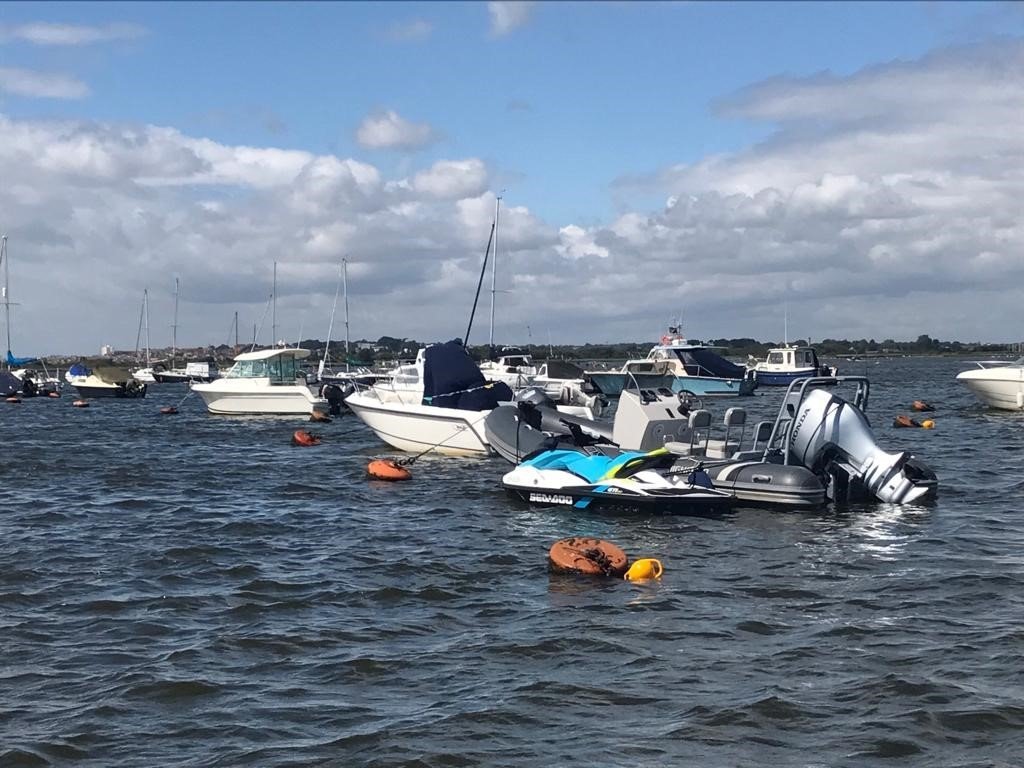 Christchurch Harbour trot moorings will be replaced