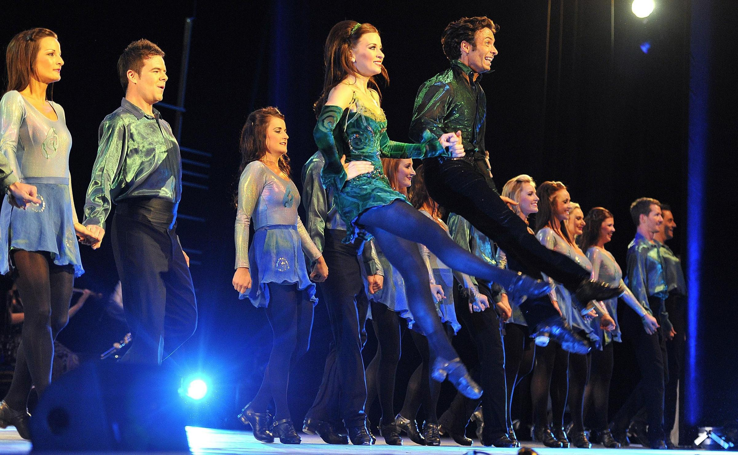 Riverdance will return to Bournemouth with an updated show to mark its 25th anniversary. Picture: Carl de Souza/PA Wire