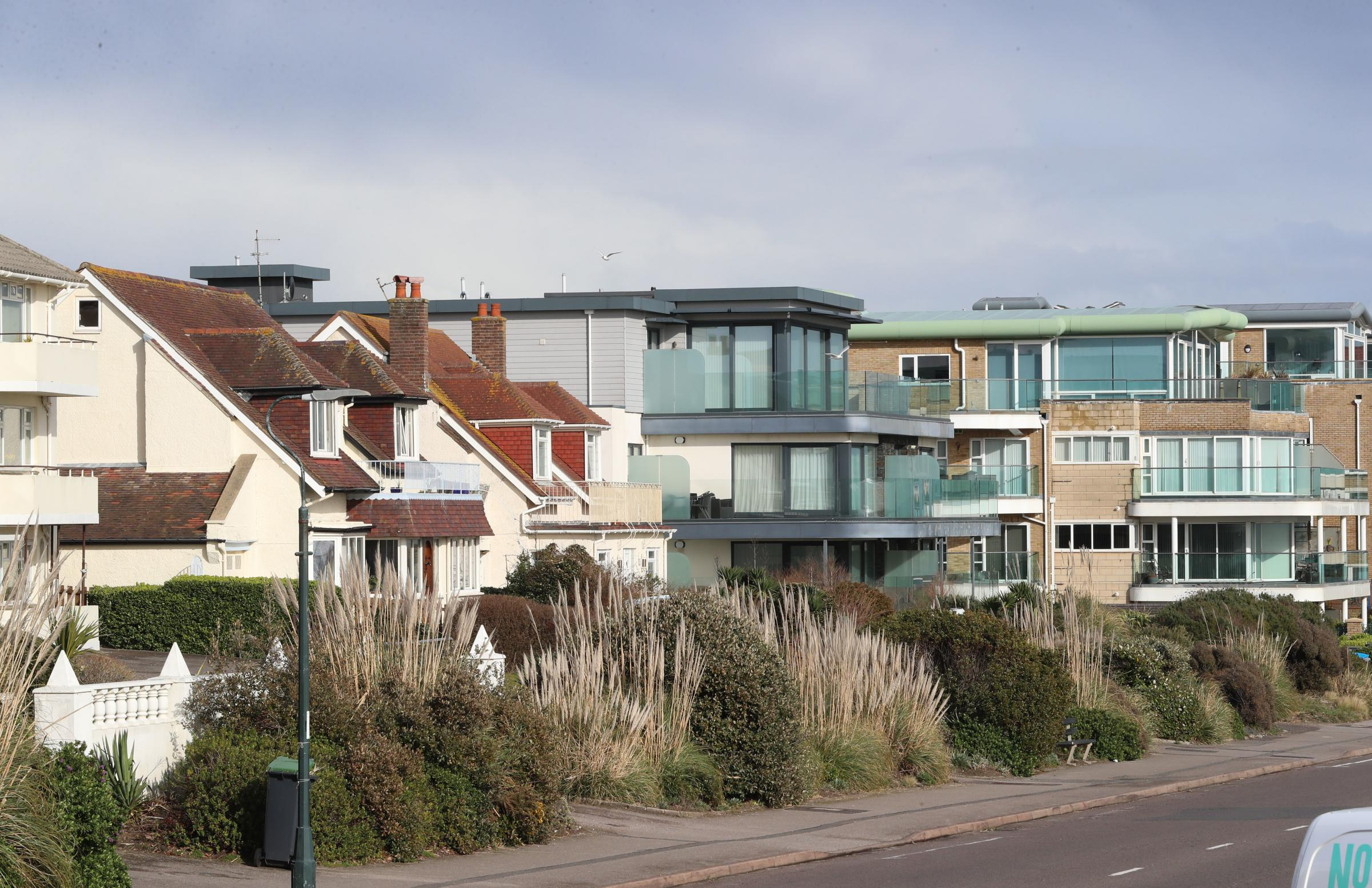 Properties in Southbourne Overcliff Drive