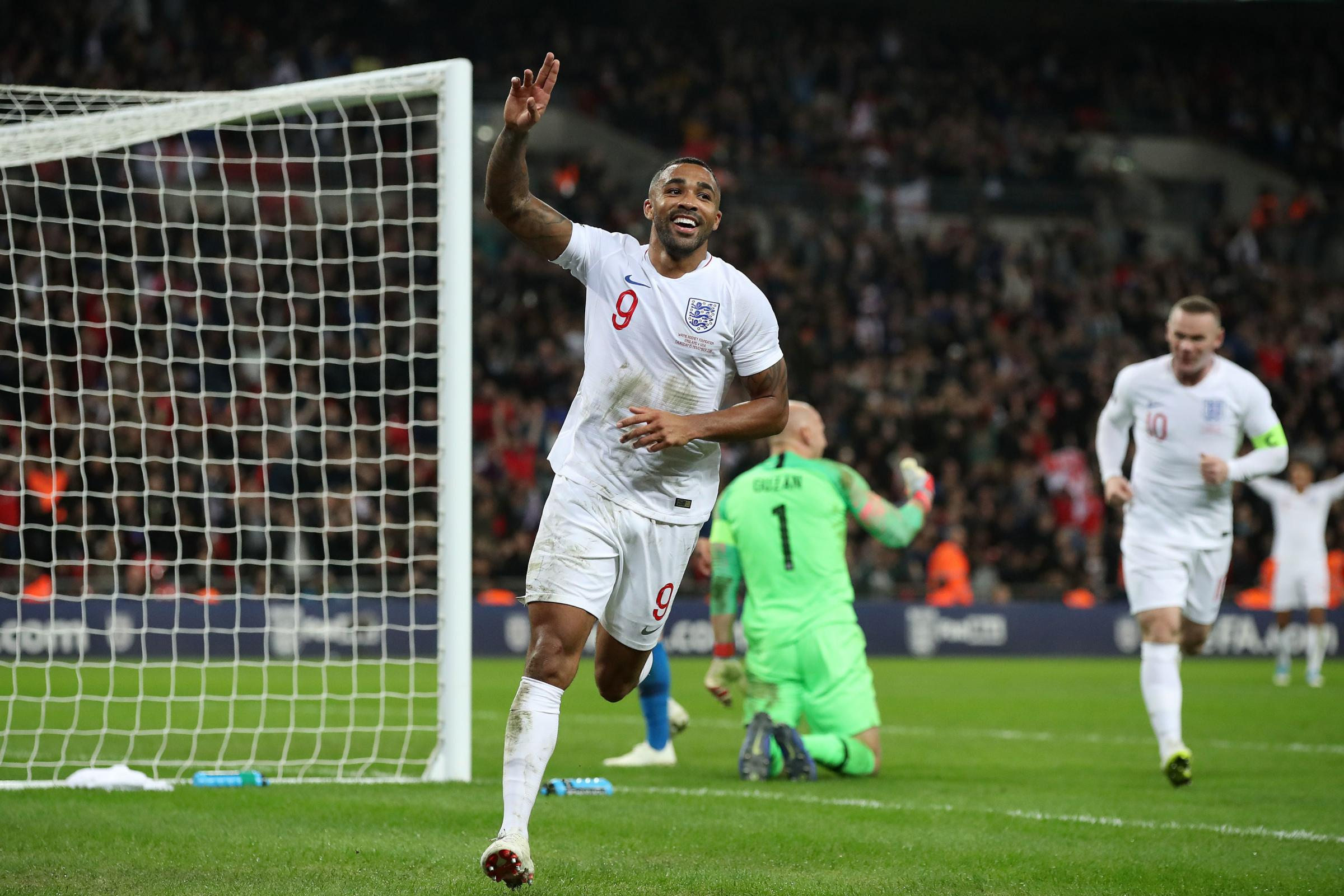 Wilson retains place in England squad for UEFA European Championship qualifiers
