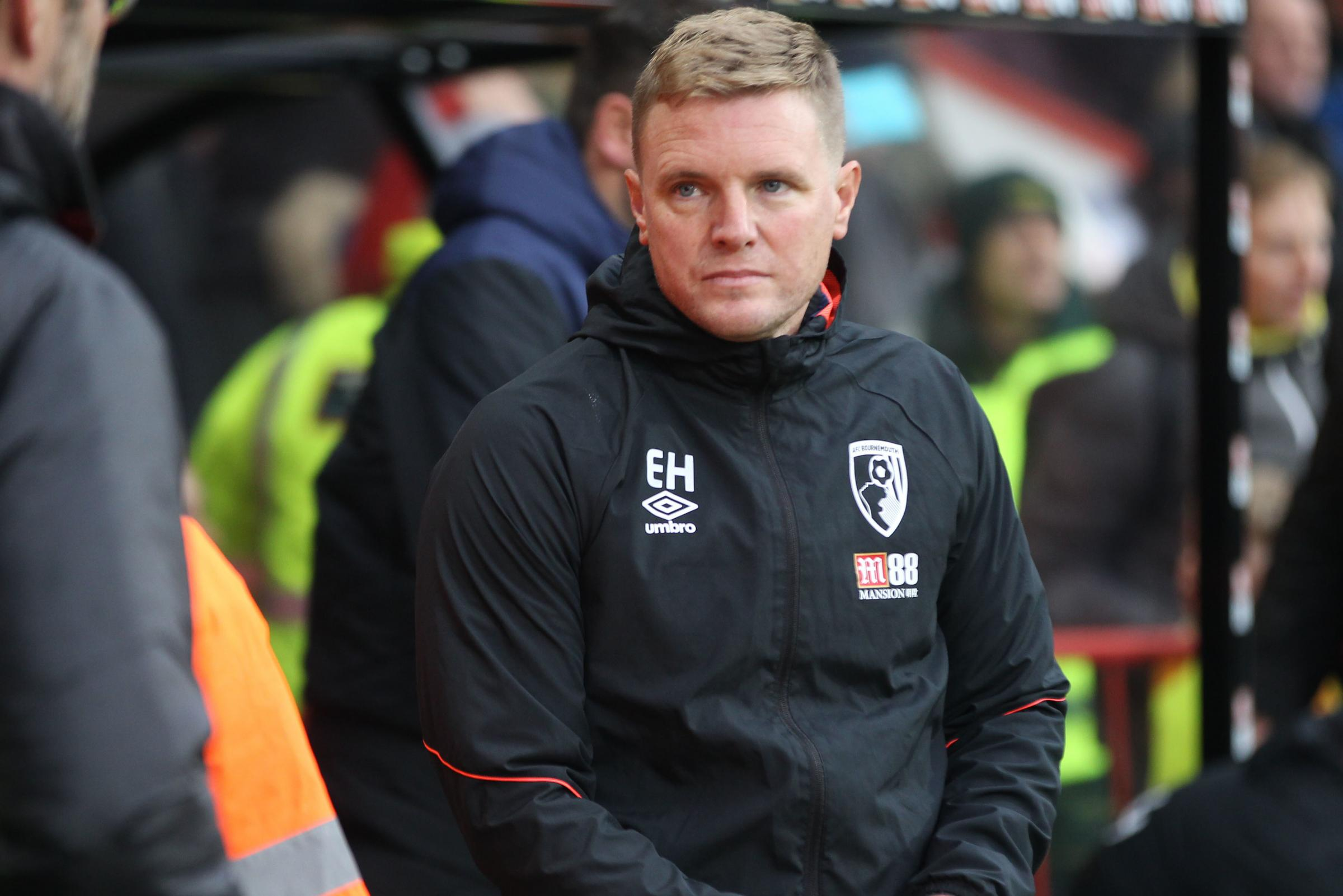 Howe hopes international break will provide injury boost
