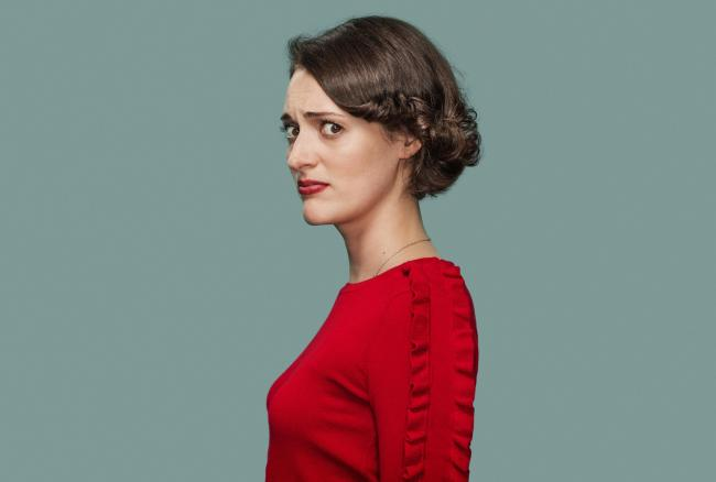 Phoebe Waller-Bridge as Fleabag. Picture: PA Photo/BBC/Two Brothers/Steve Schofield.