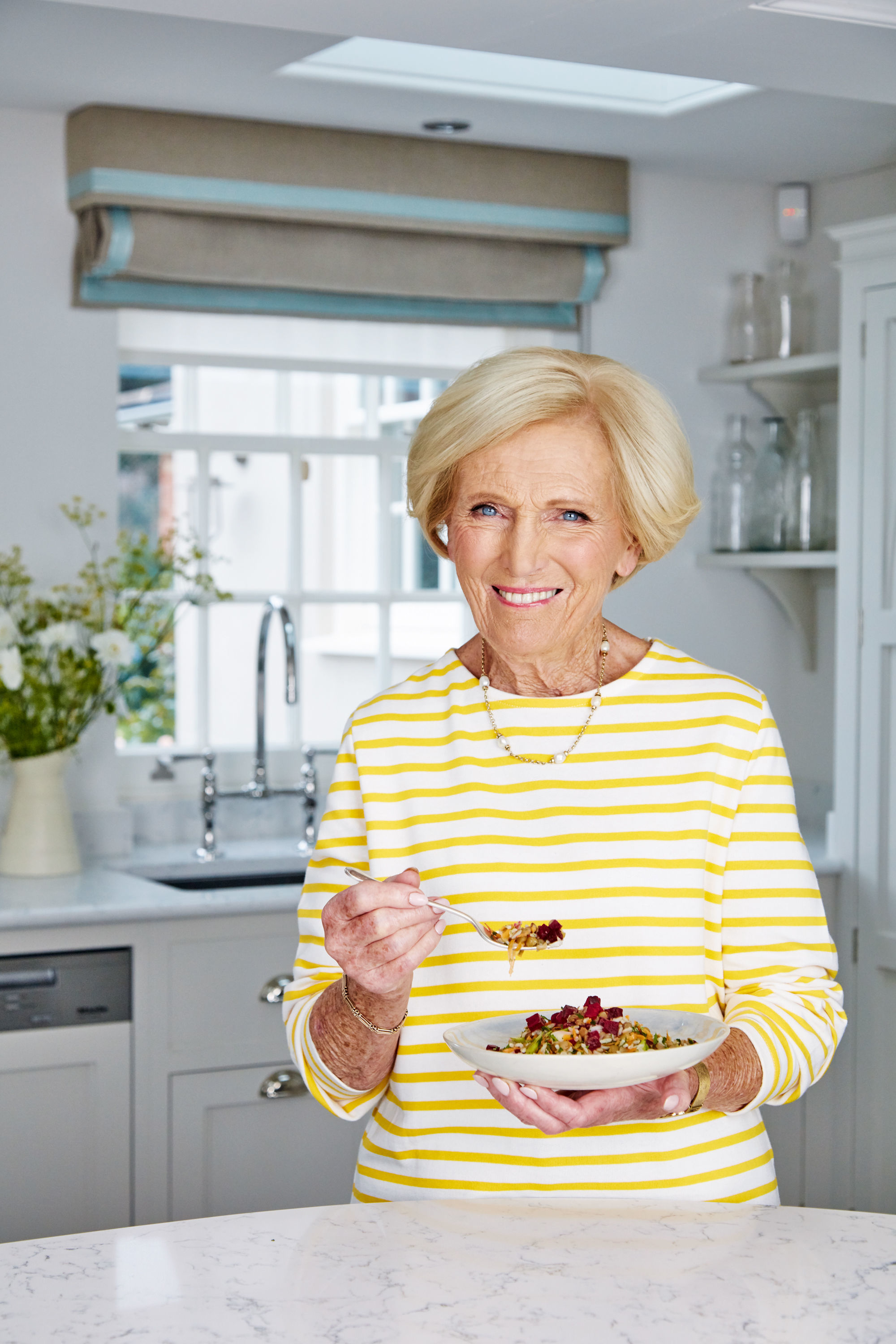 Here's what happened when we tried three recipes from Mary Berry's new cookbook