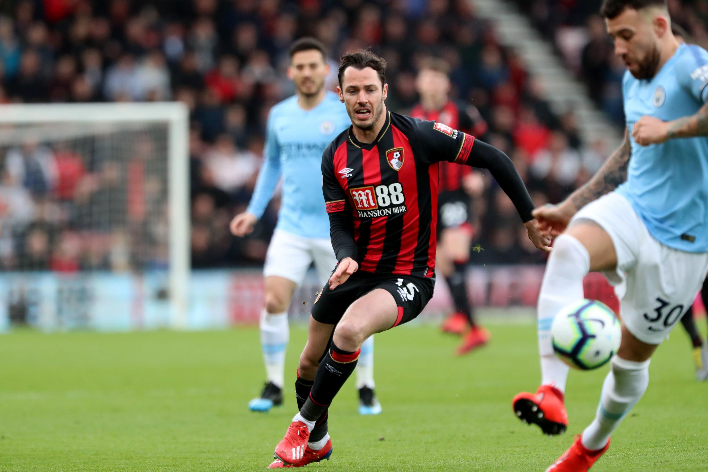 Injured Smith may not feature for Cherries until next month