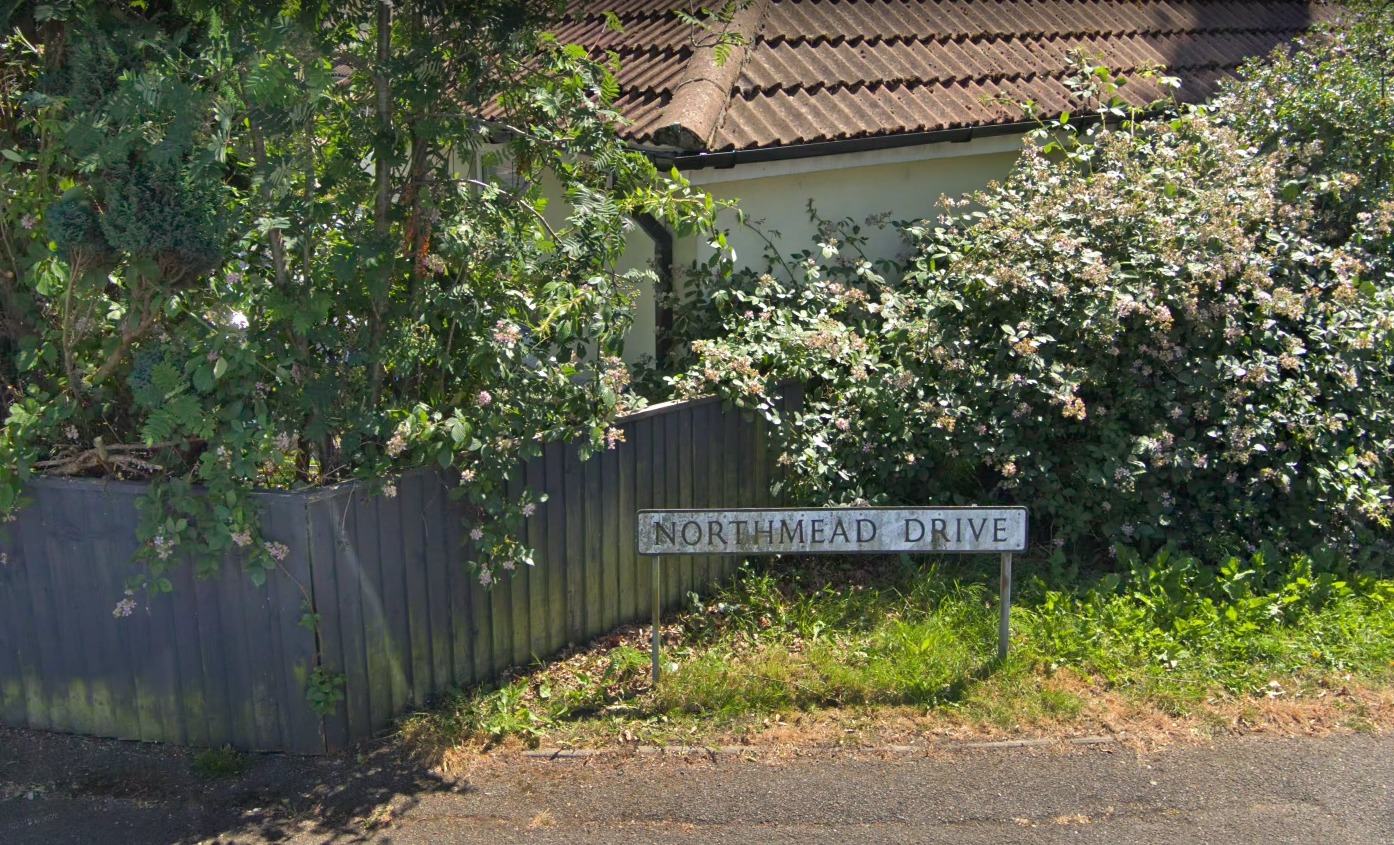 Northmead Drive in Poole. Picture: Google Streetview