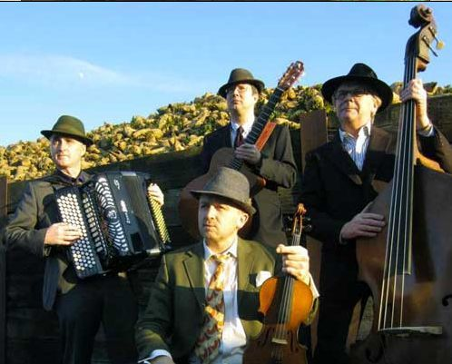 The Budapest Cafe Orchestra to premiere at Strictly Mantovani