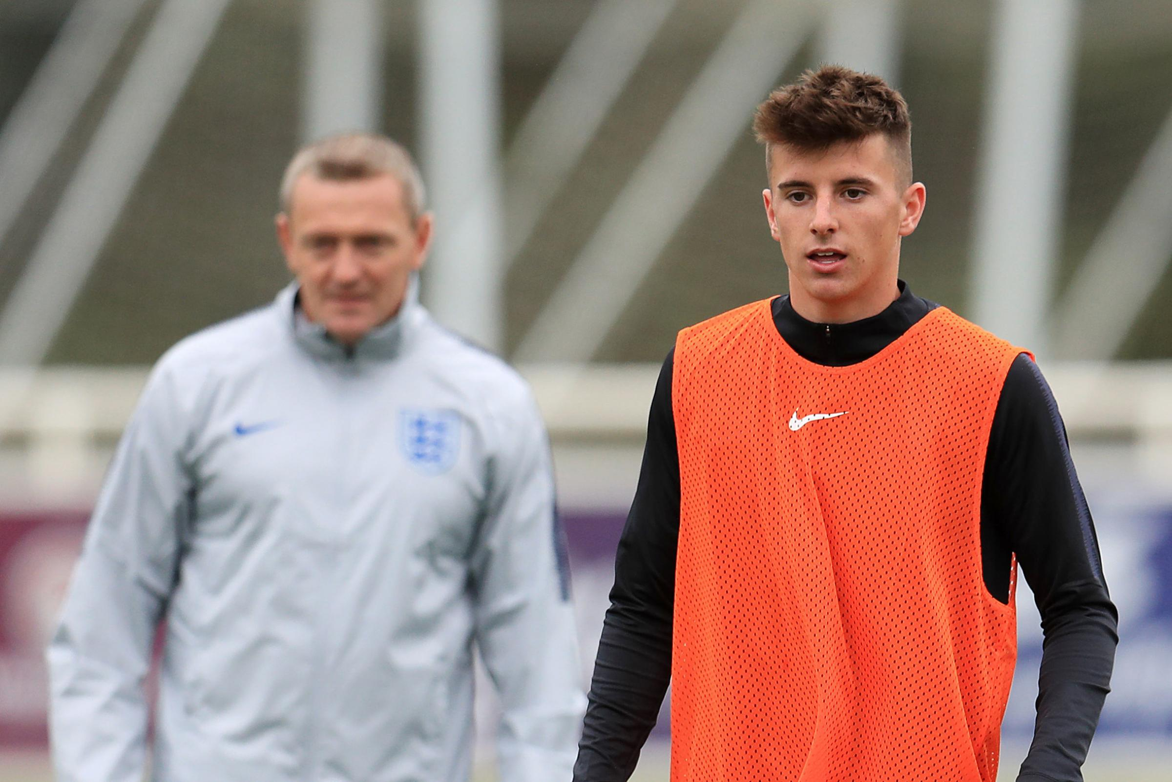 Report claims Cherries will 'lead the race' to sign Mason Mount on loan next season