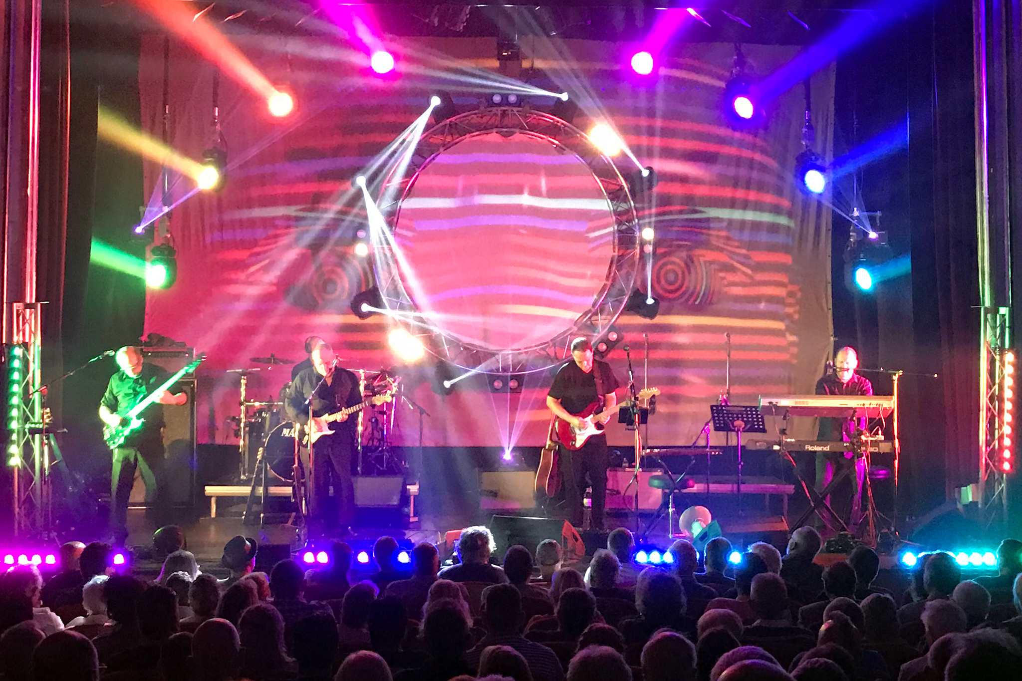 The Floyd Effect returns to the Tivoli for its fourth visit