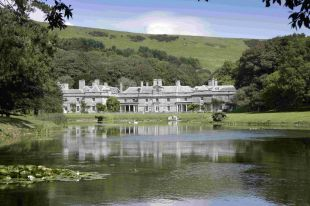 BOUGHT: Encombe House fetched a reported £20 million