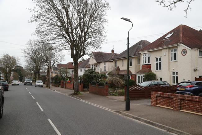 Homes in Strouden Avenue, Bournemouth