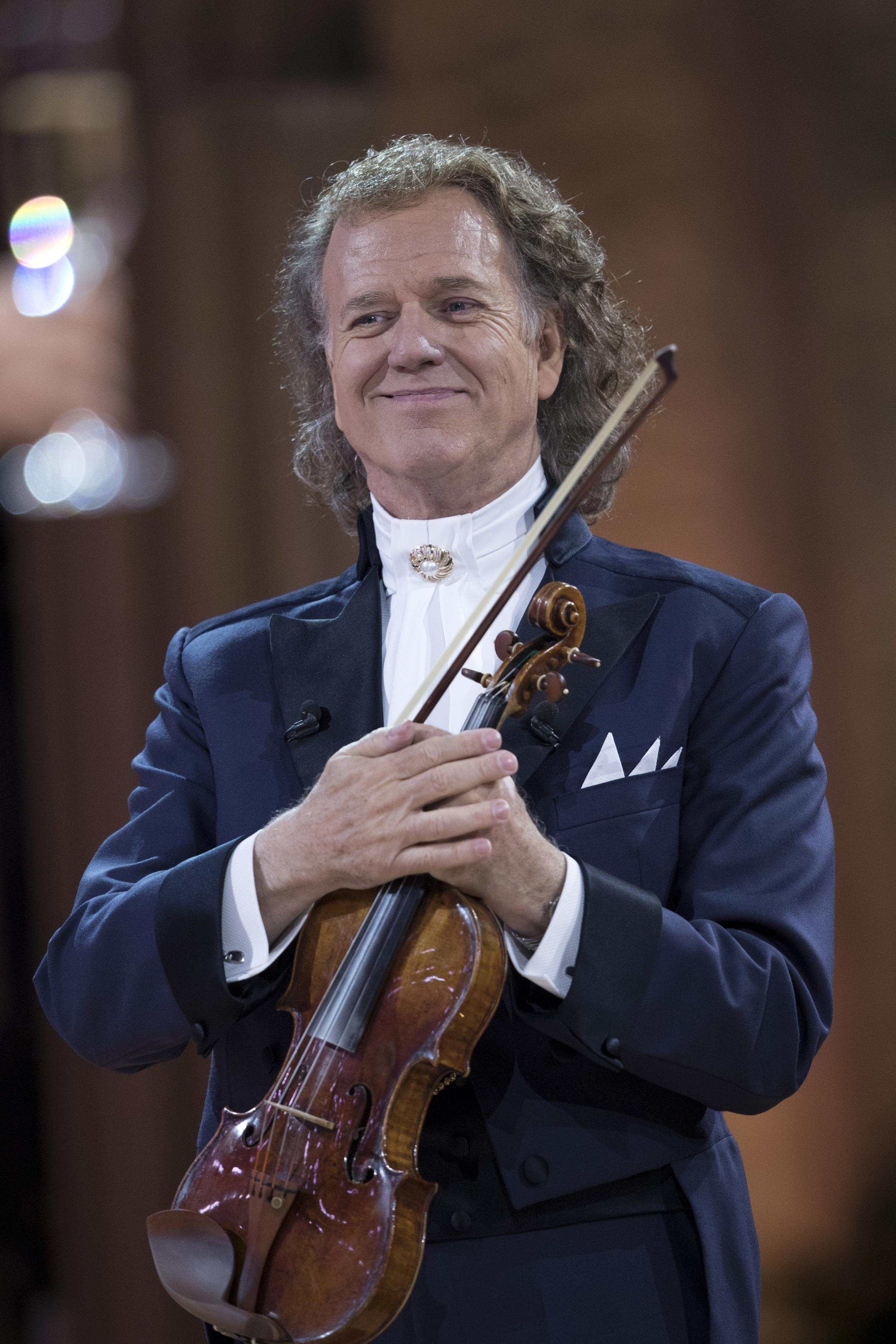 Where to see Andre Rieu's concert Shall We Dance? on the big screen in Dorset