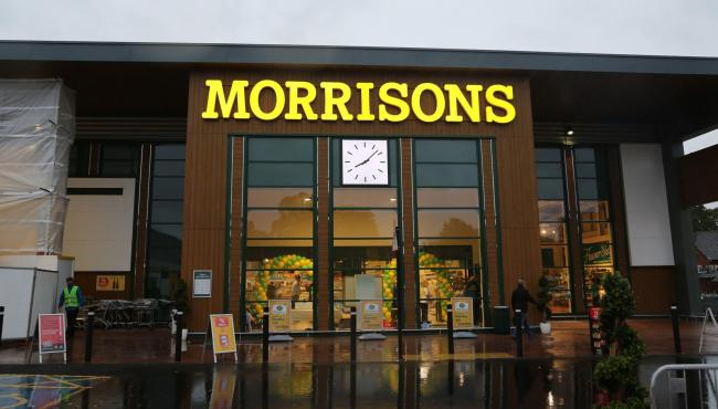 Morrisons in Verwood