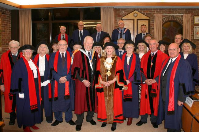 The final full council meeting for Christchurch Borough Council on March 28