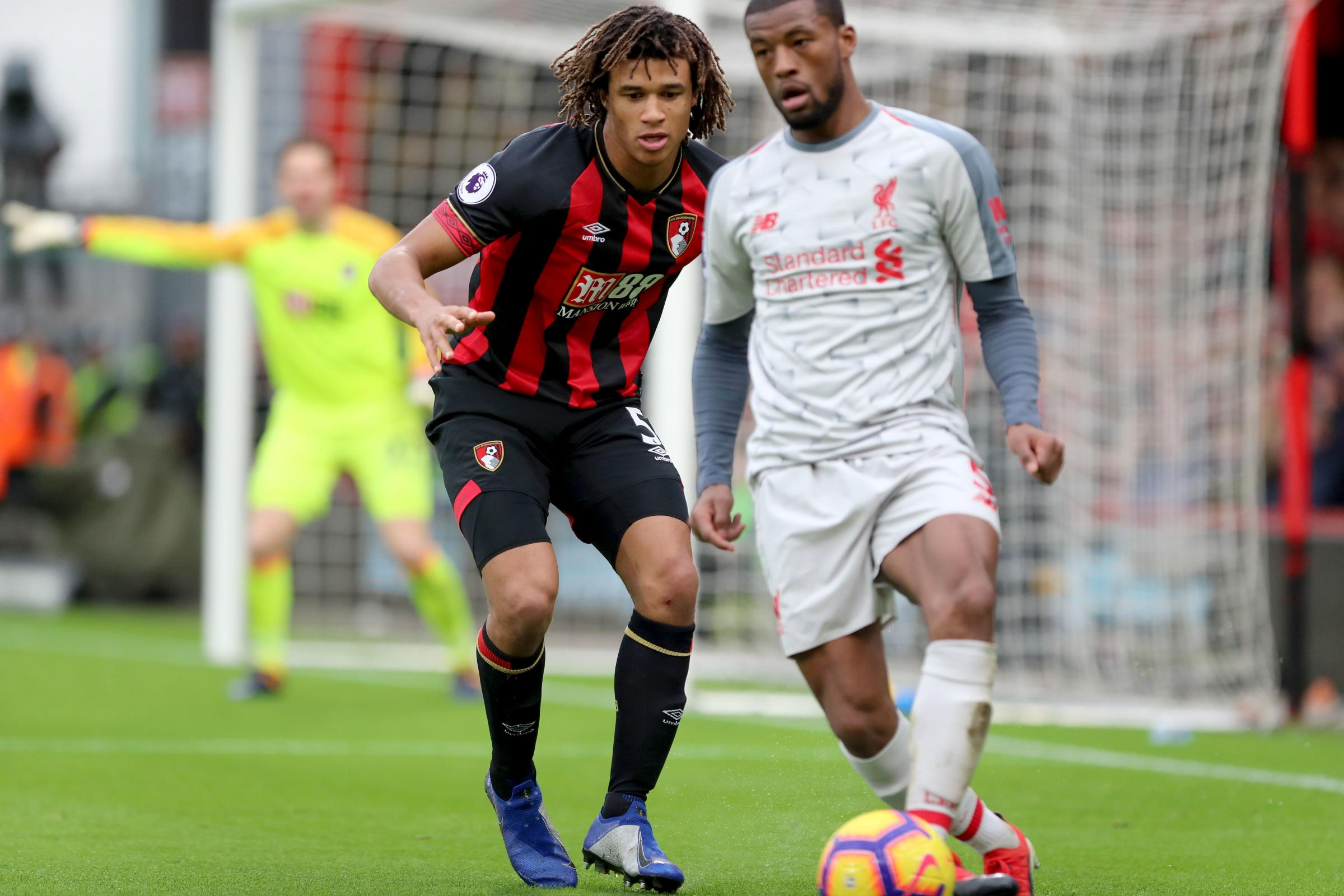 Report claims Tottenham 'ready to make £40million bid' for AFC Bournemouth defender Nathan Ake