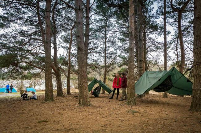 9c517851829 Camping on Brownsea Island is back for 2019 | Bournemouth Echo