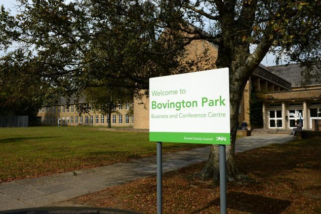SITE: Bovington Park where the former Bovington Middle School is based