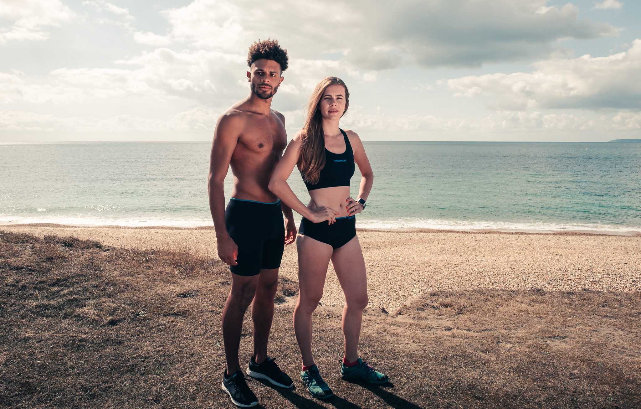 Poole firm Runderwear has announced a partnership with England Athletics