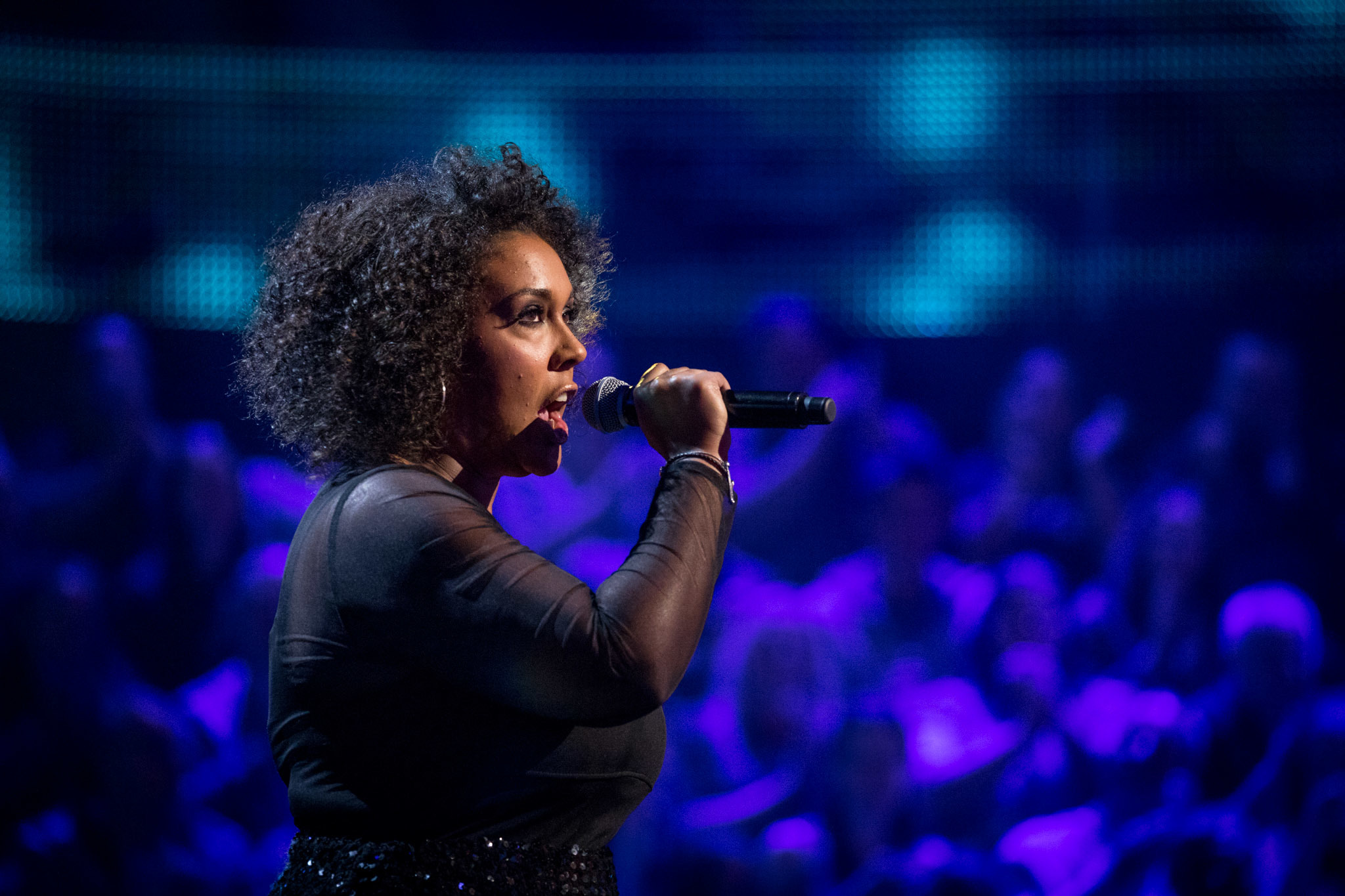 Singer Bernadette Bangura from Bournemouth to appear on All Together Now final