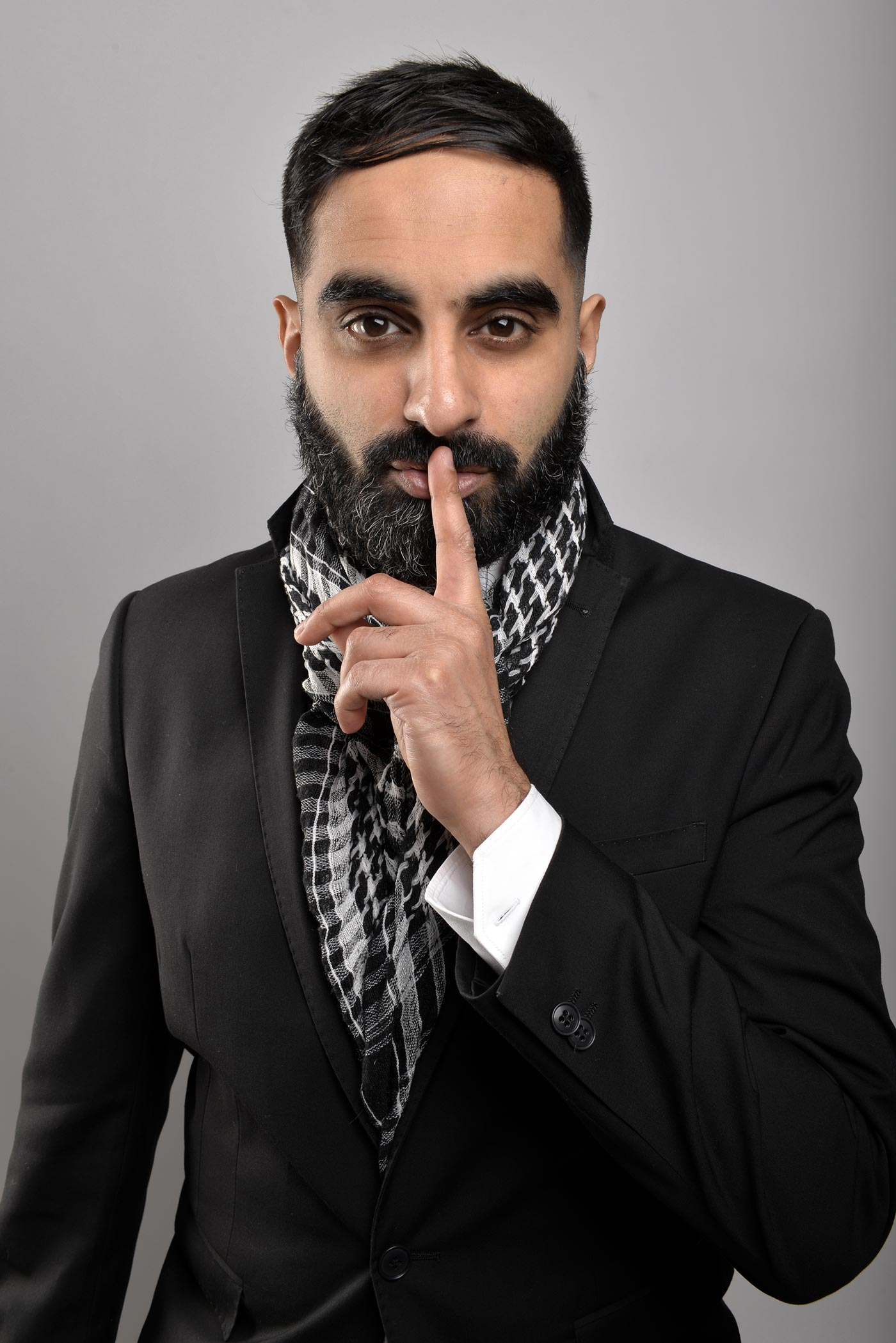 Our TV headliner is the amazingly funny Tez Ilyas!